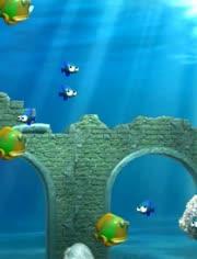 大鱼吃小鱼:变异鱼的厉害游戏