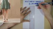 服裝設計教程:人體的細節畫法,每個方法都不一樣!