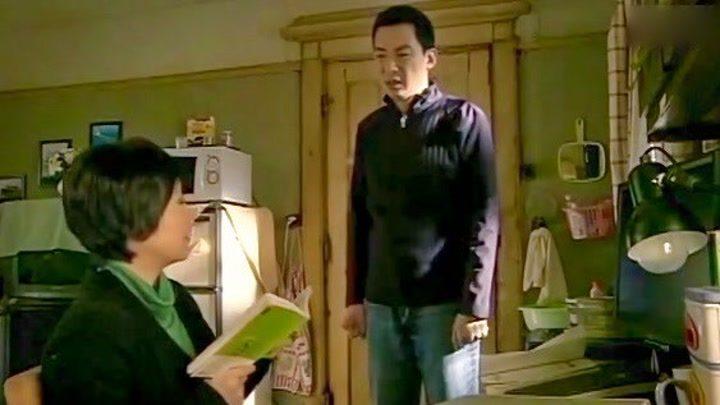 《蝸居》郝平害怕有人敲門,老是坐立不安
