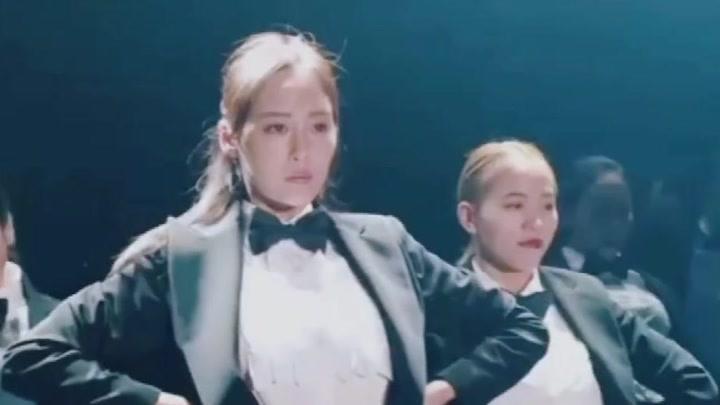 李純——電影《心理罪》舞蹈片段