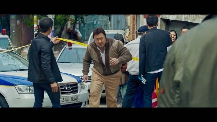 經典韓國打擊黑幫犯罪電影,馬東一人力壓群黑社會