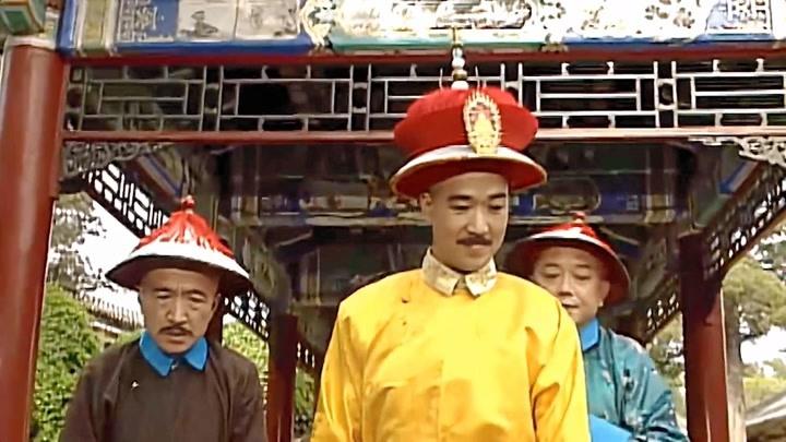"""劉墉琴藝高超,和珅輸了下跪參拜腳趾頭,卻掀起一股""""反清""""風波"""