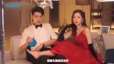 從結婚開始戀愛:玫瑰花吻戲拍攝花絮,周雨彤表示這片段弟弟看不了!
