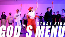 [VIVA舞室神菜单LIGI老师重编舞][4K]Stray Kids(God's menu) -_ LIGI Choreography. - YouTube