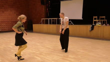 Class recap - Lindy Hop Luleå - 1st October 2020