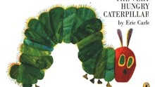 睡前童话故事《The very hungry caterpillar》
